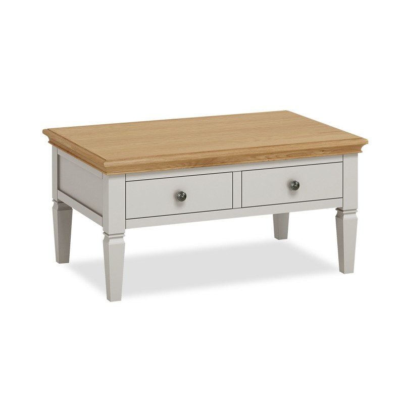 Chester Small Coffee Table - Forever Furniture